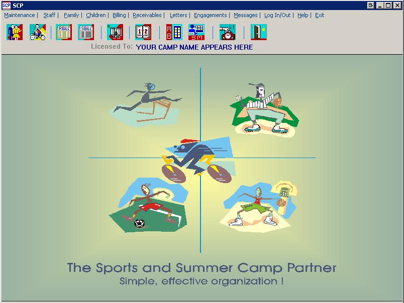 Click to view The Sports and Summer Camp Partner screenshots
