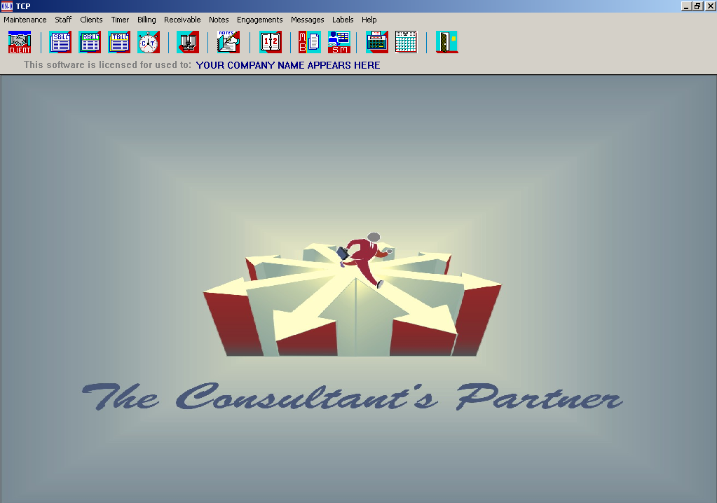 Click to view The Consultants Partner screenshots